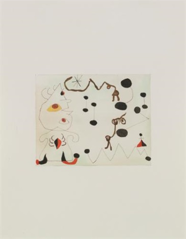 after joan miró by sherrie levine