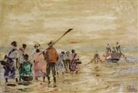 the evening catch, durban by adelio zeelie (zagnie)