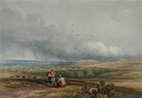 the approaching squall by joseph murray ince
