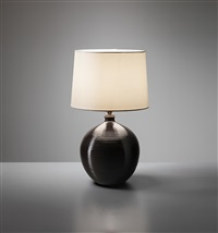table lamp by jean besnard