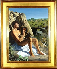 orpheus by david ligare