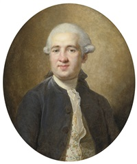 portrait of a gentleman, presumably the brother of the comtesse de verdun by elisabeth louise vigée le brun