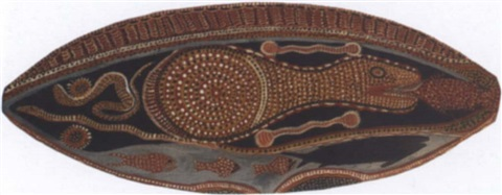 kunmanggur the creator snake by bobyin nongah