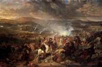 the glorious charge of the heavy brigade at balaklava, october 15, 1854 by henry (sir) courtney