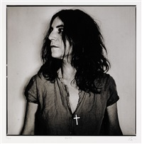patti smith by anton corbijn
