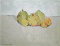 apricots by alexey krasnovsky