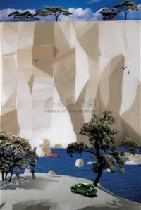 trans landscape 077 by taek lim