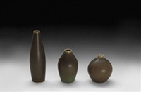 vases (set of 3) by per linnemann-schmidt