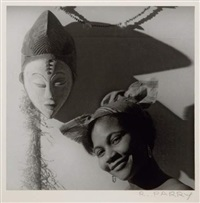ady au masque by roger parry