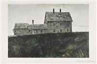 olsons' by andrew wyeth