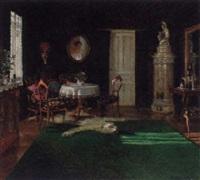 an interior by elisabeth weber-fülöp