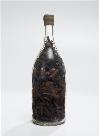 bottled water by christian marclay