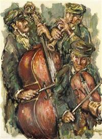 musicians by felix fabian