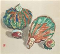 pumpkin by ryuzaburo umehara