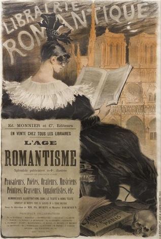 librairie romantique by eugène grasset