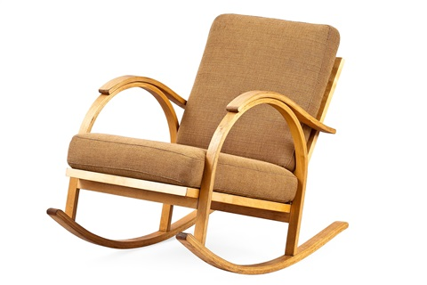 rocking chair by maija heikinheimo