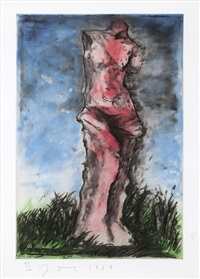 the albertina venus by jim dine
