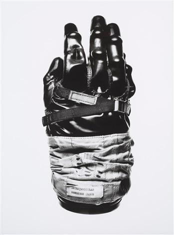 intravehicular apollo glove, nasa by albert watson