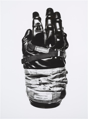 intravehicular apollo glove nasa by albert watson