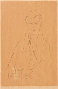 autoportrait by amedeo modigliani