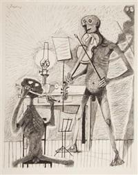 l'instant fatal, en six poèmes (bk by raymond queneau w/16 works) by marios prassinos