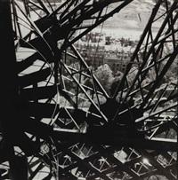 sans titre (tour eiffel) by marcelle d' heïlly