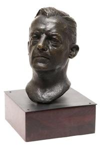 busto masculino by ignacio asûnsolo
