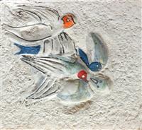 colombes parigi by max ernst