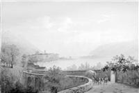 villa boldi, lago di como by carl martin laeisz