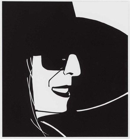 black hat ada by alex katz
