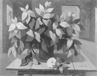 leaves by frederick lester sexton
