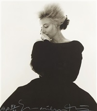 marilyn monroe in vogue by bert stern