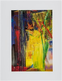 victoria i & ii (set of 2) by gerhard richter