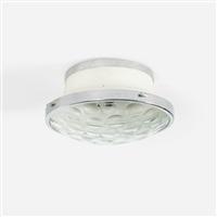 ceiling lamp by fontana arte