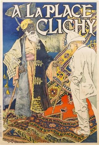 a la place clichy by eugène grasset