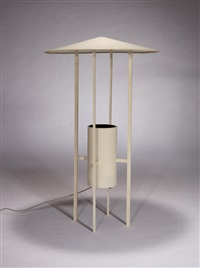 floor lamp (collab. w/richard kelly) by philip cortelyou johnson
