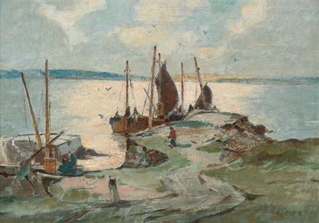 isle of arran by robert eadie