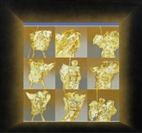 nine figure studies by benedicto cabrera
