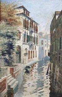 venezia palazzo van axel by duilio corompai
