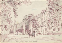 royal avenue, chelsea by adrian maurice daintrey