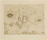 untitled (p17) by jackson pollock