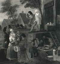 the travelling doctor by francois (le pipre) le piper