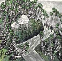 山村 by liang rujie