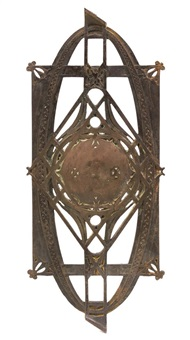 baluster, from the chicago stock exchange by louis henri sullivan