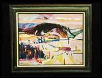 landscape by jean krille
