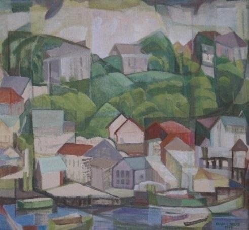 the wharf no 2 by clara l deike