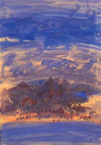 landscape by tang haywen