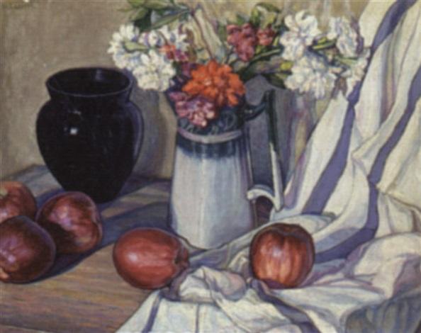 frutas y flores by vincente seritti