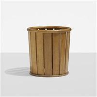 wastepaper basket by hans j. wegner