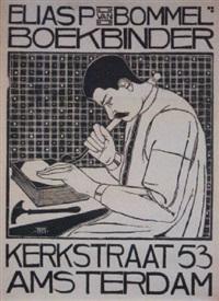 elias p van bommel boekbinder by theodorus molkenboer